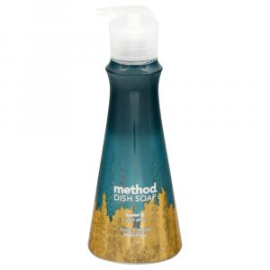 Method Frosted Fir Liquid Dish Soap Pump