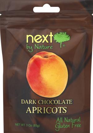 Nect By Nature Gluten Free Dark Chocolate Apricots