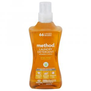 Method 4X Ginger Mango Liquid Laundry