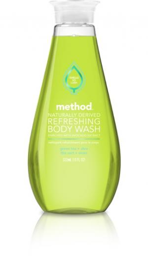 Method Green Tea & Aloe Refreshing Body Wash