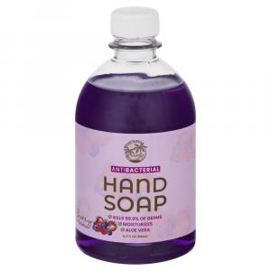 Bahama Bo Antibacterial Liquid Hand Soap Mixed Berry