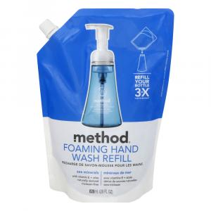 Method Sea Minerals Foaming Hand Wash Refill