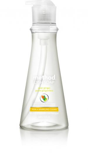 Method Pear Ginger Liquid Dish Soap Pump
