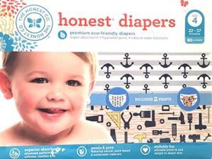 Honest Diapers Anchor & Workshop Size 4