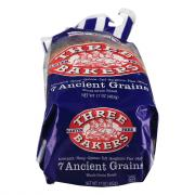 Three Bakers Gluten Free 7 Ancient Grains Whole Grain Bread