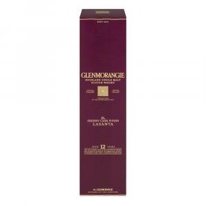 Glenmorangie Lasanta Scotch