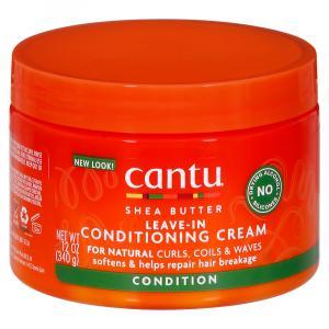 Cantu Shea Butter Leave-In Conditioning Cream