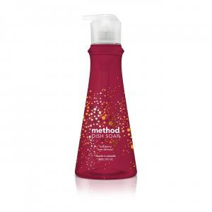 Method Hollyberry Liquid Dish Soap Pump