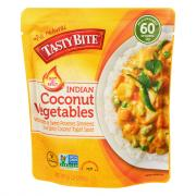 Tasty Bite Indian Coconut Vegetables Hot & Spicy Sauce