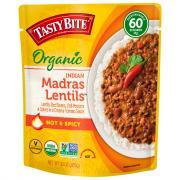 Tasty Bite Organic Madras Lentils