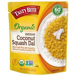 Tasty Bite Organic Indian Coconut Squash Dal
