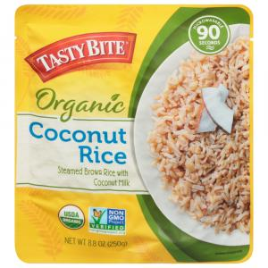 Tasty Bite Organic Coconut Rice