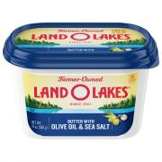Land O Lakes Butter with Olive Oil and Sea Salt