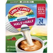 Land O Lakes Single Serve Dairy Creamer