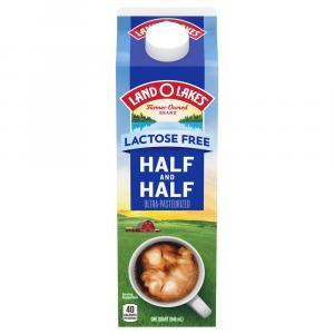 Land O Lakes Lactose Free Half & Half