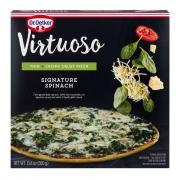 Dr. Oetker Virtuoso Pizza Spinach Thin Crust