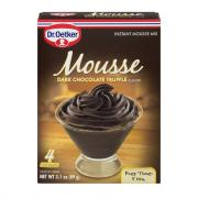 Dr. Oetker Dark Chocolate Truffle Mousse Supreme Mix