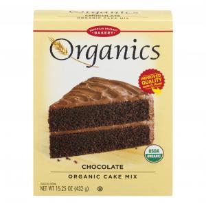 European Gourmet Bakery Organic Chocolate Cake Mix