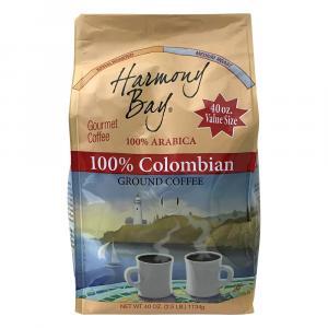 Harmony Bay Colombian Ground Coffee
