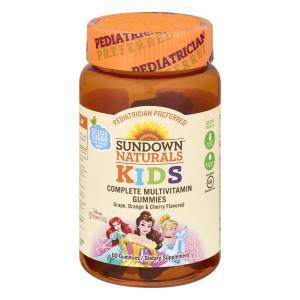 Sundown Naturals Kid's Complete Multivitamin Gummies