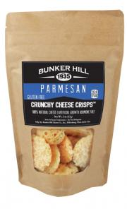 Bunker Hill Parmesan Crunchy Cheese Crisps