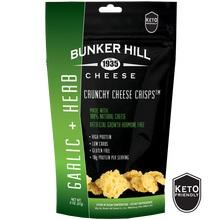 Bunker Hill Garlic & Herb Cheese Crisps