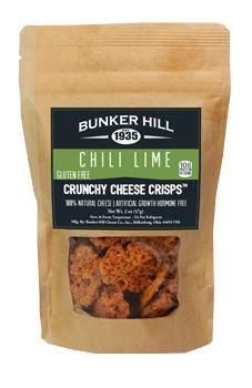 Bunker Hill Chili Lime Crunchy Cheese Crisps