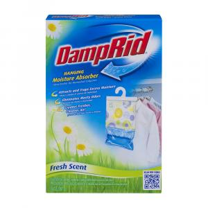 Damprid Powder Fresh Scent Hanging Moisture Absorber