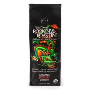Rockin & Roastin Organic Sumatra Coffee Whole Bean