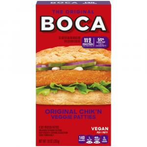 Boca Chicken Patties