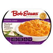 Bob Evans Mashed Sweet Potatoes