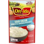 Ore-Ida Sour Cream Homestyle Mashed Potatoes