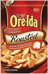 Ore-ida Garlic & Parmesan Roasted Potatoes