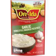 Ore-Ida Garlic Homestyle Mashed Potatoes