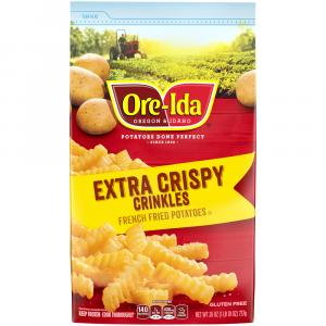 Ore-Ida Extra Crispy Crinkle Cut French Fries