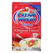 Cream of Wheat Instant Original