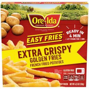 Ore-ida Extra Crispy Golden Easy Fries