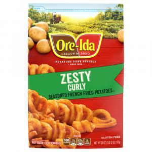 Ore-Ida Zesty Twirls