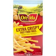 Ore-Ida Extra Crispy Fast Fries