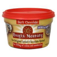 Bright Morning Dark Chocolate Spread