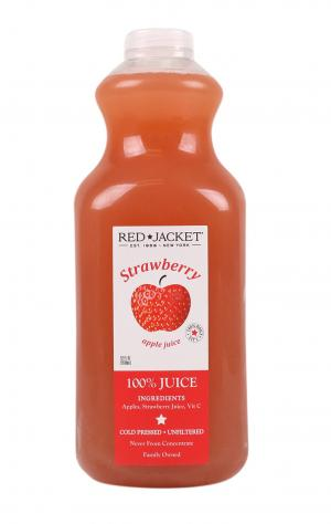 Red Jacket Cold Pressed Strawberry Apple Juice