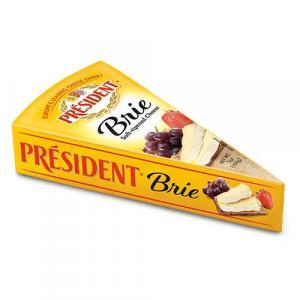 President Plain Brie
