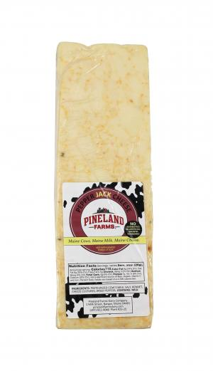 Pineland Farms Three Pepper Jack Cheese
