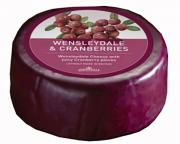 Clawson Somerdale Wensleydale with Cranberry