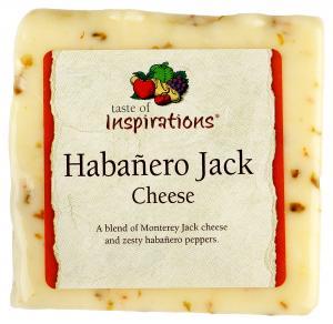 Taste Of Inspirations Habanero Jack Chunks