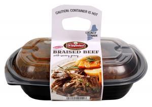 Old Neighborhood Braised Beef with Gravy