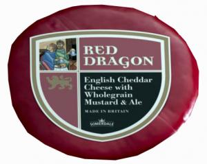 Somerdale Red Dragon Cheese