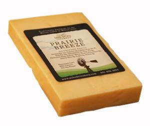 Prairie Breeze Cheddar Cheese Block