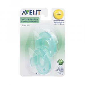 Philips Avent 0 - 3 Month Green Soothie