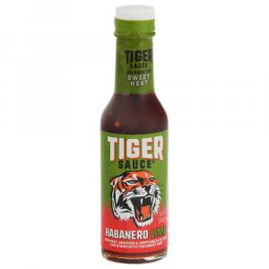 Try Me Tiger Sauce Habanero Lime